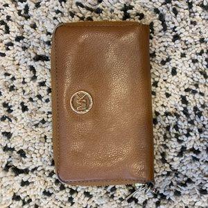 Michael Kors Brown Wallet!